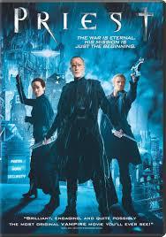 Priest: El Vengador [DVD]