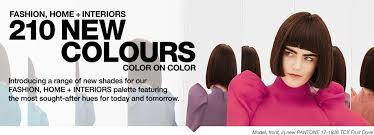 210 new pantone fashion home interiors colours store pantone com