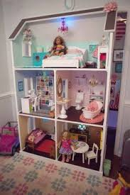 Doll House Bunk Bed American Girl No Sew Dress Girl Dolls American Girls And Shelves