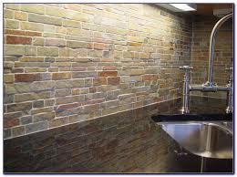Natural Stone Backsplash Tile by Natural Stone Subway Tile Backsplash Tiles Home Design Ideas