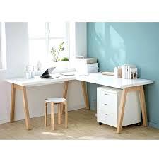 bureau d angle en bois bureau bois massif pas cher bureau bois massif pas cher bois massif