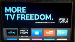 Sling Tv Sling Tv Vs Directv Now Vs Ps Vue Apple Tv Youtube