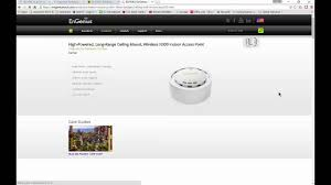 engenious access point firmware upgrade demonstration youtube