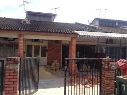 single story house design single story house design malaysia house design