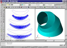 free download cone layout software litio2 unfolding sheet metal parts in autocad and gstarcad