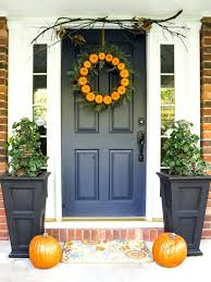 what color front door with cream house to paint red brick meanings