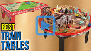 Thomas The Train Play Table Top 10 Train Tables Of 2017 Video Review
