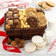 mrs fields gift baskets mrs fields assorted cookie gift basket see more at www pro gift