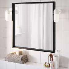 Ikea Mirrors Bathroom Bathtub Ideas Awesome Grey Bathroom Mirrors Ikea Throughout