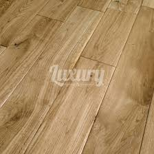 125mm scraped structured solid european oak flooring