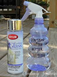 How To Paint Inside Glass Vases Krylon Sea Glass Vases Industry Trends Craft And Glass