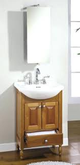 Bathroom Vanity Furniture Bathroom Vanity Inch Single Sink Narrow Depth Furniture