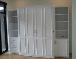 White Two Shelf Bookcase by Murphy Bed Bookcase Best 25 Murphy Beds Ideas On Pinterest