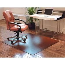 Wood Desk Chair by Chair Mats You U0027ll Love Wayfair
