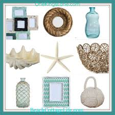 home at the beach decor fill your newlywed nest from room to room inside and out with one