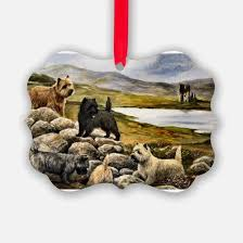 cairn terrier ornament cafepress