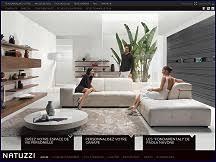 natuzzi canape natuzzi canapés et meubles du salon en cuir deco design italien