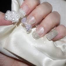 nail art using pearls best nail 2017 classy pearl nail art