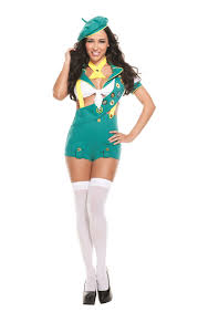 cute costumes for halloween for girls scout costume camp fire cutie u2013 costume