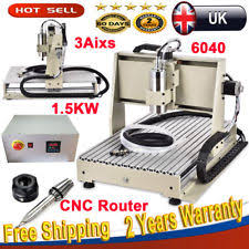 cnc woodworking machine ebay