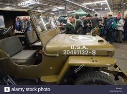 army jeep 2017 erfurt germany 21st jan 2017 a visitor looks at a us american