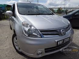 Interior All New Grand Livina Nissan Grand Livina 2012 St L Comfort 1 6 In Selangor Automatic