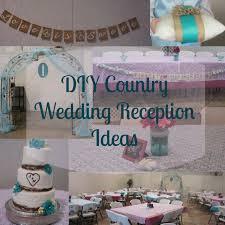 diy country wedding decorations u0026 ideas rays of bliss