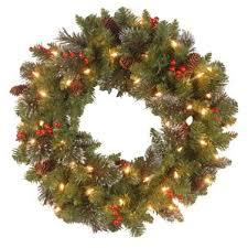 modern three posts wreaths allmodern