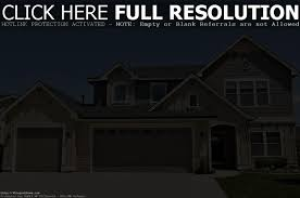 exterior house color schemes ranch style prestigenoir com best