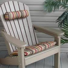 Cushion For Patio Furniture by Furniture Adirondack Cushions Adirondack Chair Cushions Lowes