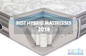 best hybrid mattress reviews sidesleeperreviews