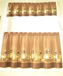 tuscany kitchen curtains decor and more wines tuscany 24l