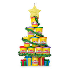 o play doh tree 2017 hallmark keepsake christmas ornament