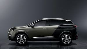 peugeot cars 2017 2017 peugeot 3008 could spawn spicy gti version