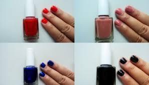 cosmetics essie nail polish review