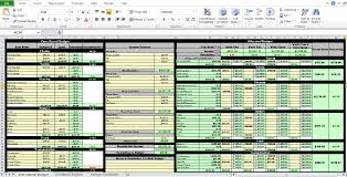 Personal Balance Sheet Template Excel by Budget Templates Archives Excel Tmp