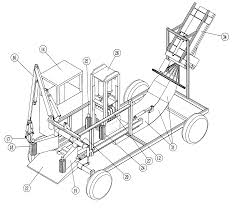 lexus is300 drawing patent us20060086419 mobile high speed biomass processor for