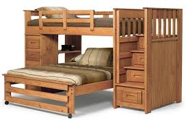 Woodland Bunk Bed Bedroom Bunk Astonishing L Shaped With Wooden Frames