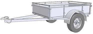 free building plans free trailer building plans