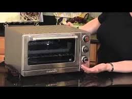 Cuisinart Tob 40 Custom Classic Toaster Oven Broiler Best Price Cuisinart Tob 60 Toaster Oven Broiler Youtube