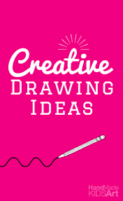 31 awesome creative drawing ideas for kids handmade kids art