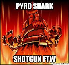 Pyro Meme - meme