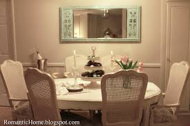 mirrors for dining room my romantic home spring dining room and a mirror makeover show