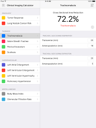 clinical imaging calculator app ranking and store data app annie