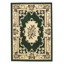 marrakesh dark green traditional rug by tr therugshopuk