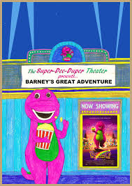 barney at the movies by bestbarneyfan on deviantart