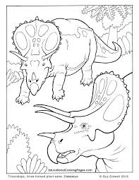 57 best dino coloring images on pinterest dinosaur coloring