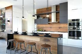 cuisine rustique et moderne design d intérieur cuisine cagnarde en bois moderne