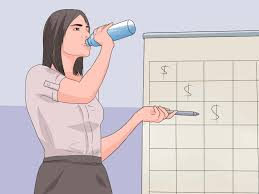 Stay In Bed For 70 Days 5 Ways To Drink More Water Every Day Wikihow