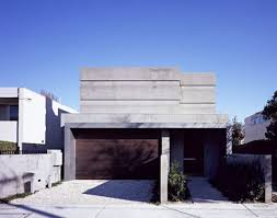 Small Concrete House Plans Modern Garage Designs Small Modern House Plans With Garage Home